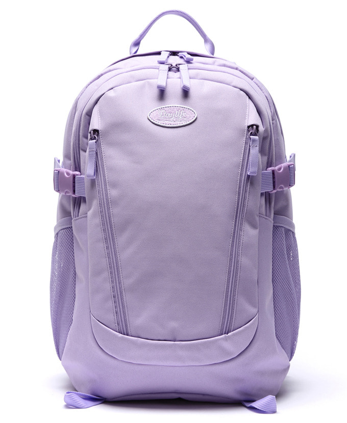 DAYLIFE DOUBLE LINE BACKPACK(PURPLE)