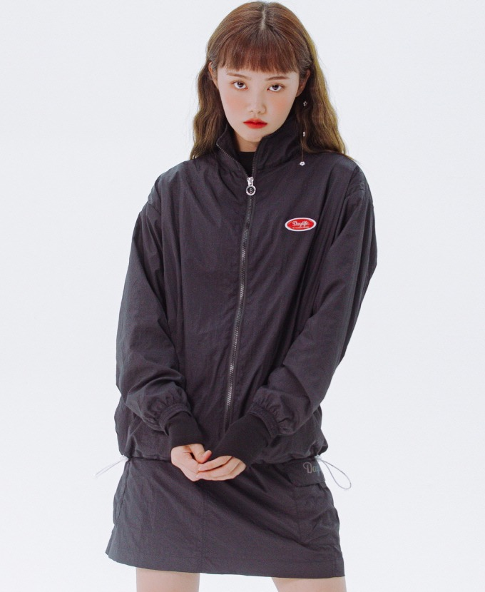 DAYLIFE REFLECTIVE JACKET (BLACK)