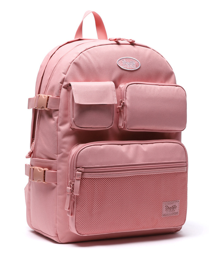 DAYLIFE MULTI POCKET BACKPACK(ALLPINK)feat. EXOシウミン着用カバン