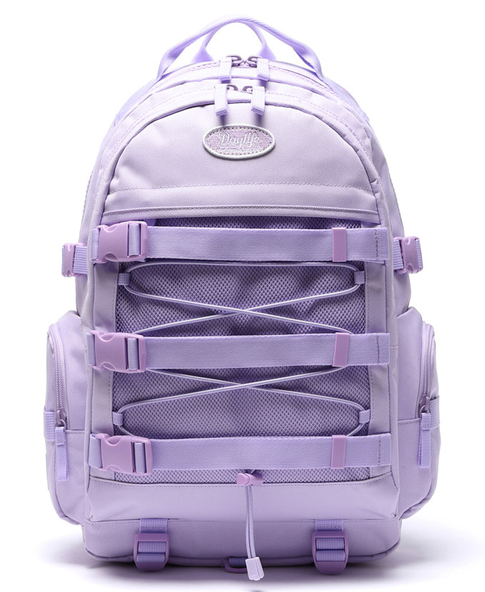 DAYLIFE SIGNAL BACKPACK(PURPLE)